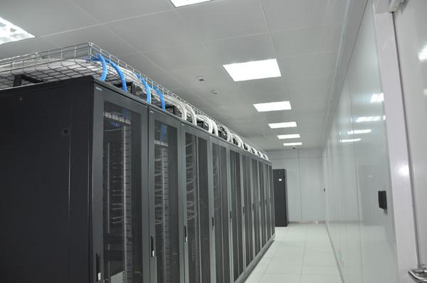 新万博网页某保险公司数据中心机房建设